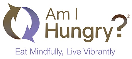 Am I Hungry? Logo