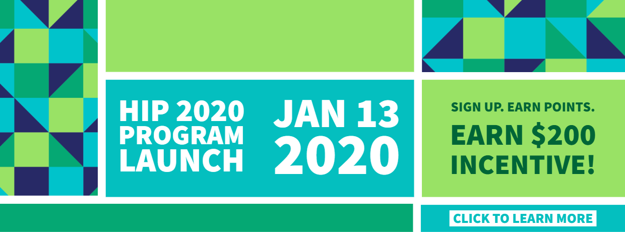 HIP Launch 2020 Graphic
